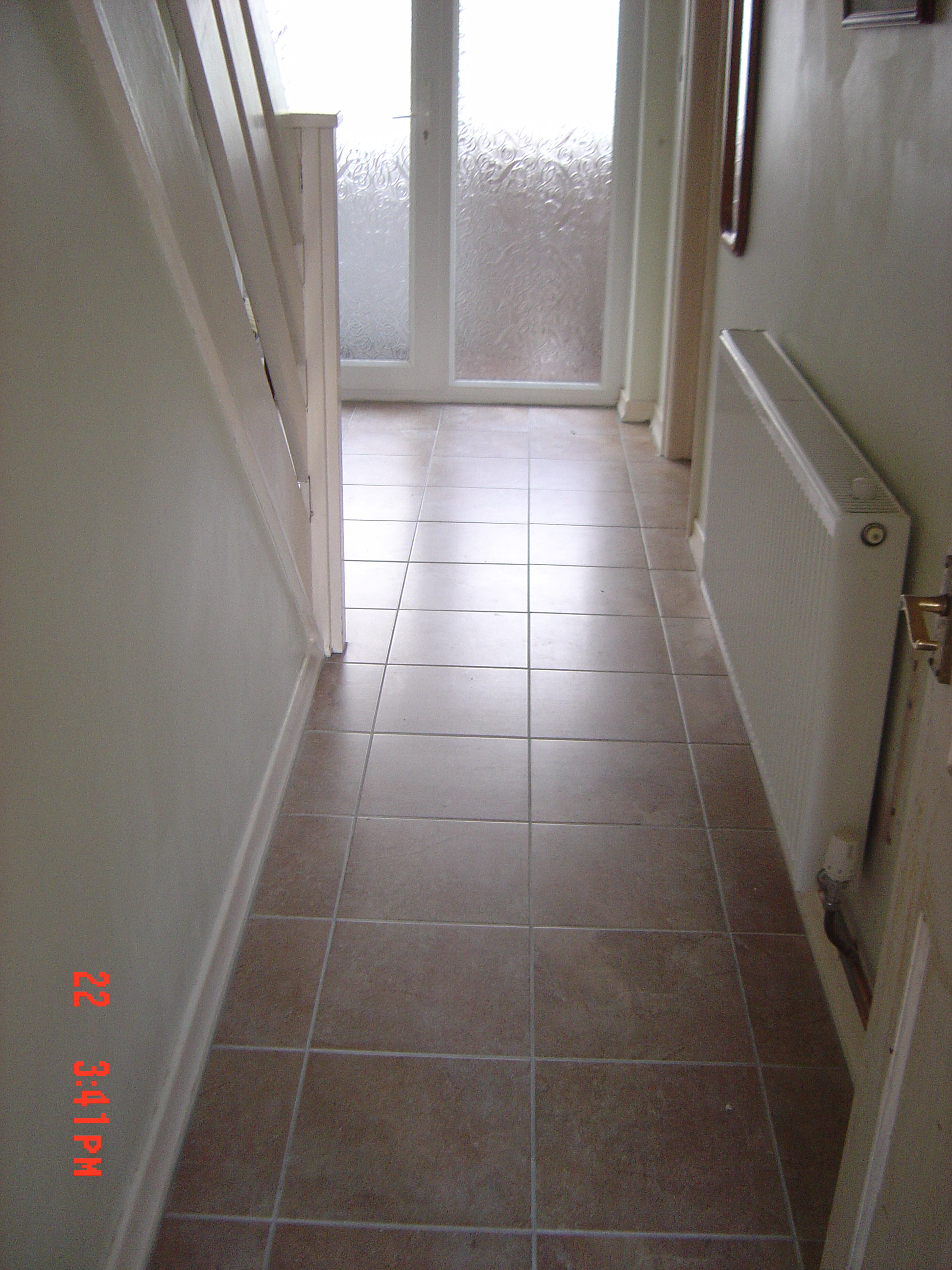 Tiling floors pab and son plumbing and property services for Tiles images for hall